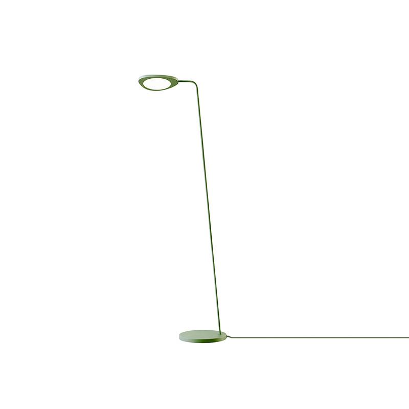 Leaf Golvlampa Muuto u2013 Köp online u2013 Designlite
