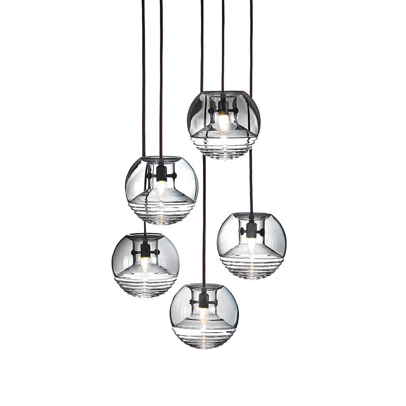 flask pendel unik glaspendel fra tom dixon k b online. Black Bedroom Furniture Sets. Home Design Ideas