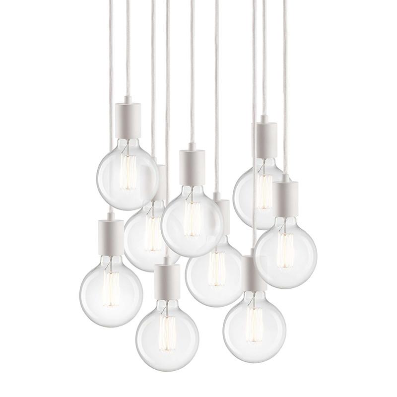Vintage S1 Pendel Lampe P u00e6re C Light Point u2013 Kob