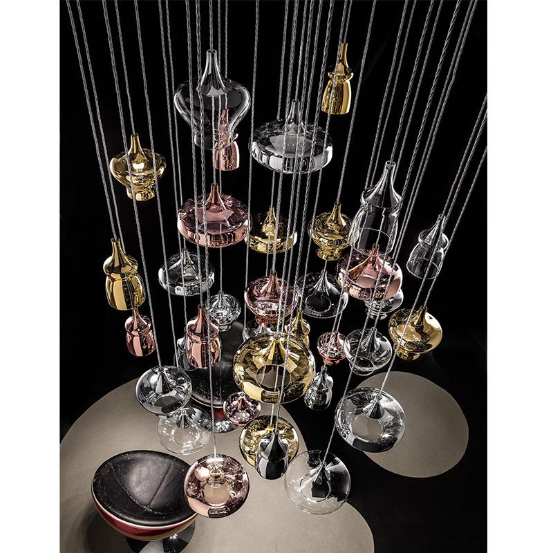 Nostalgia Glass Pendel  Large  Køb Online V Designlite