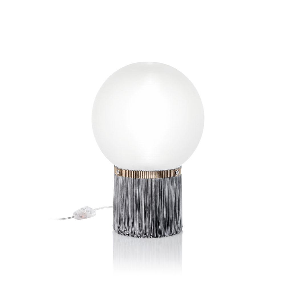 Kantig designer bordslampa Diamond 72 cm | Lamp24.se