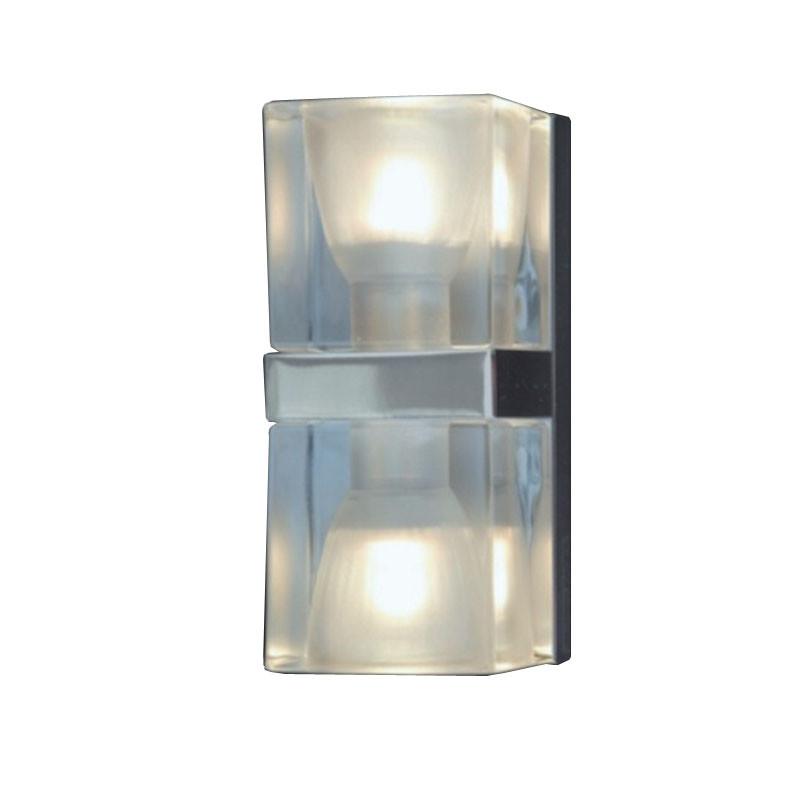 ice cube lampe til spejl