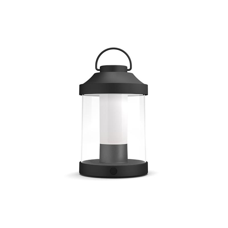Abelia Portable Bordlampe Svart - Philips