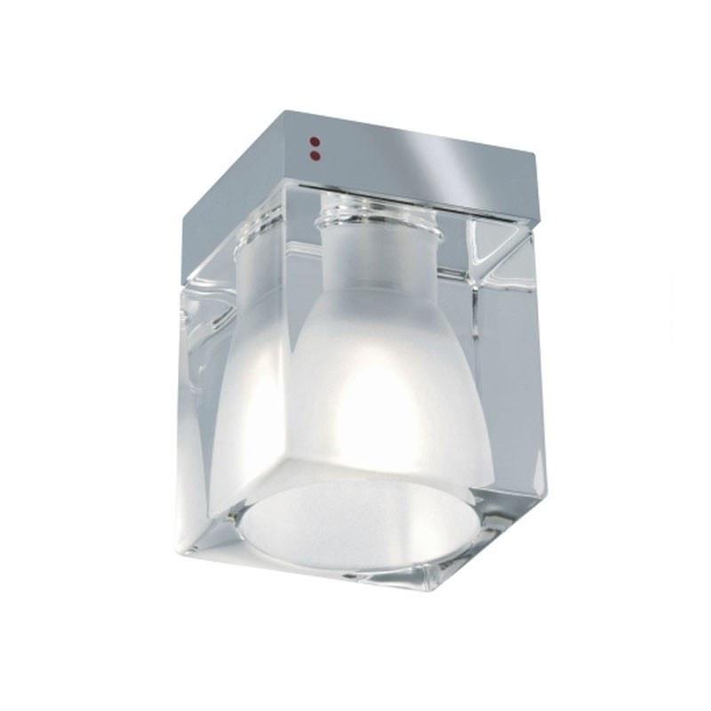 ice cube downlight lampe fra fabbian k b online designlite. Black Bedroom Furniture Sets. Home Design Ideas