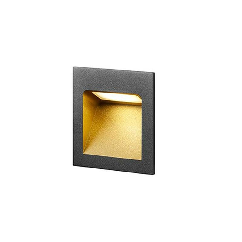 Deli LED Vegglampe Gull - Light-Point LIGHTPOINT
