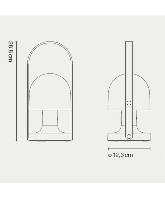 followme marset k b online designlite. Black Bedroom Furniture Sets. Home Design Ideas