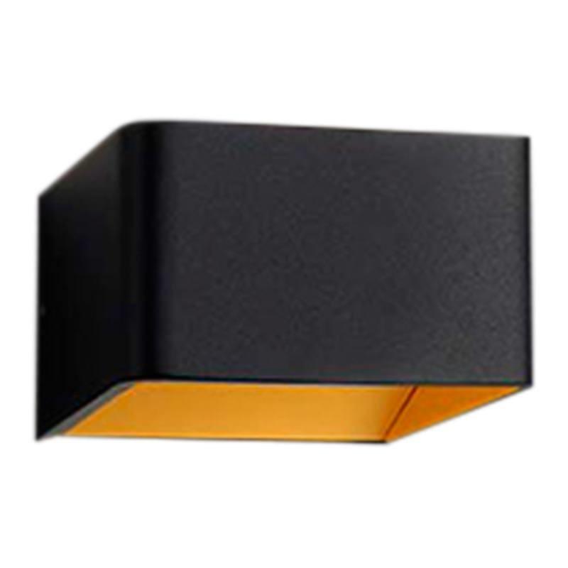 Mood 1 LED Vegglampe Svart/Gull - LIGHT-POINT LIGHTPOINT