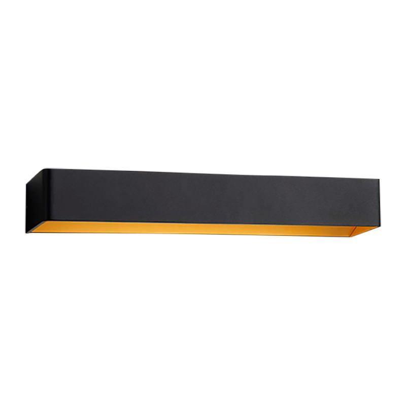 Mood 3 LED Vegglampe Svart/Gull - LIGHT-POINT LIGHTPOINT