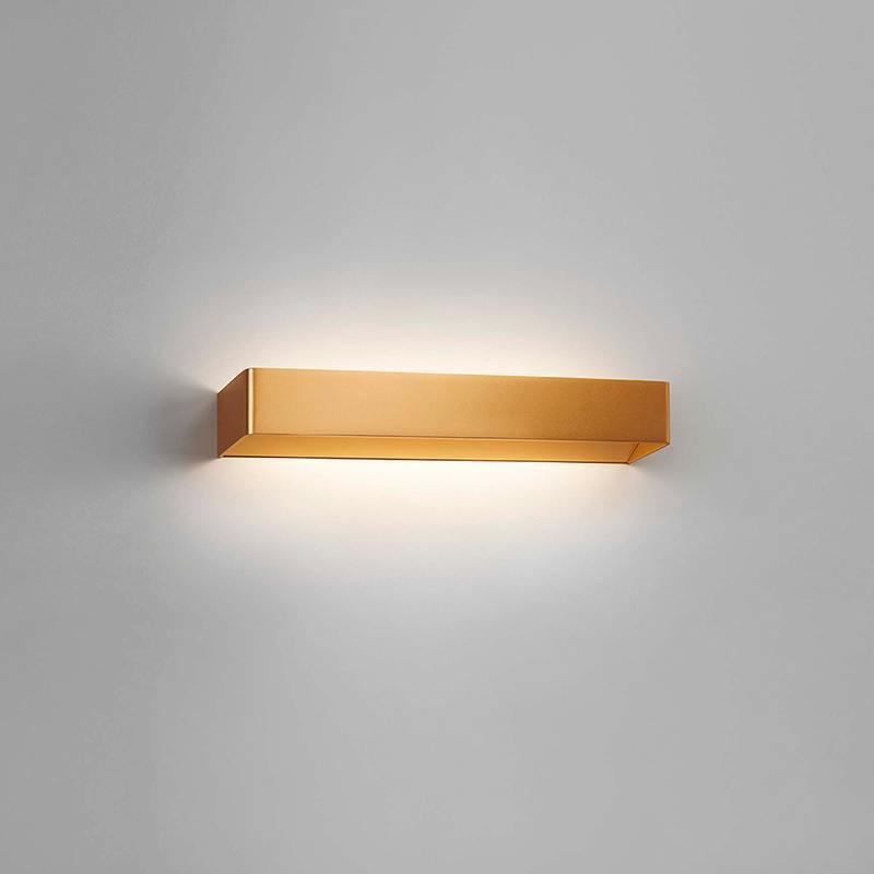 Mood 3 LED Vegglampe Gull - LIGHT-POINT LIGHTPOINT