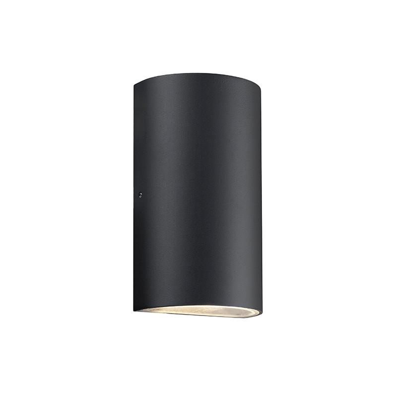 Rold Round Udendors LED V u00e6glampe Nordlux u2013 Kob online u2013 Designlite