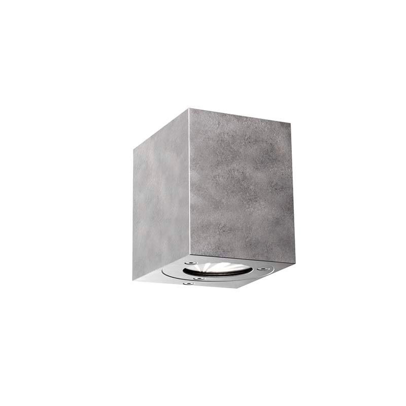 Canto Kubi LED Udendors V u00e6glampe fra Nordlux u2013 Kob online u2013 Designlite