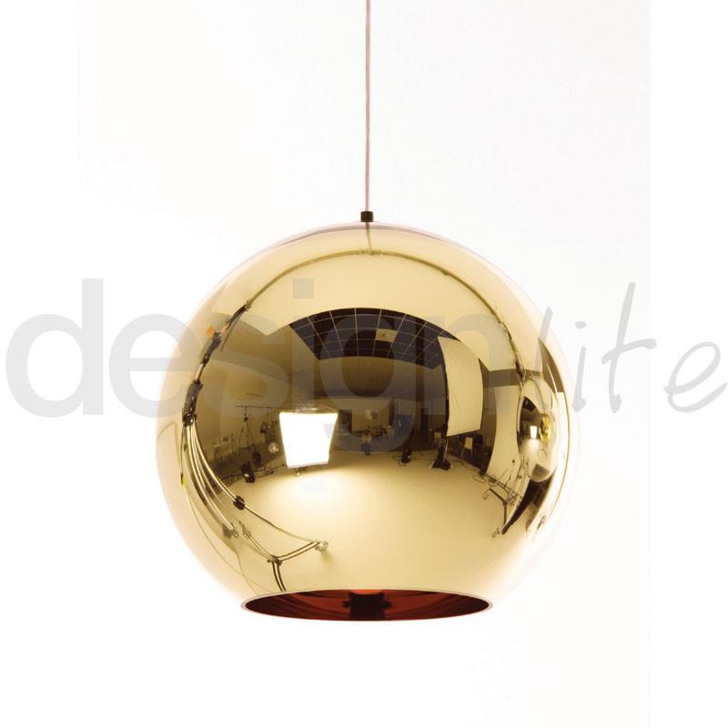 Bronze Kobber Pendel Tom Dixon lamper online