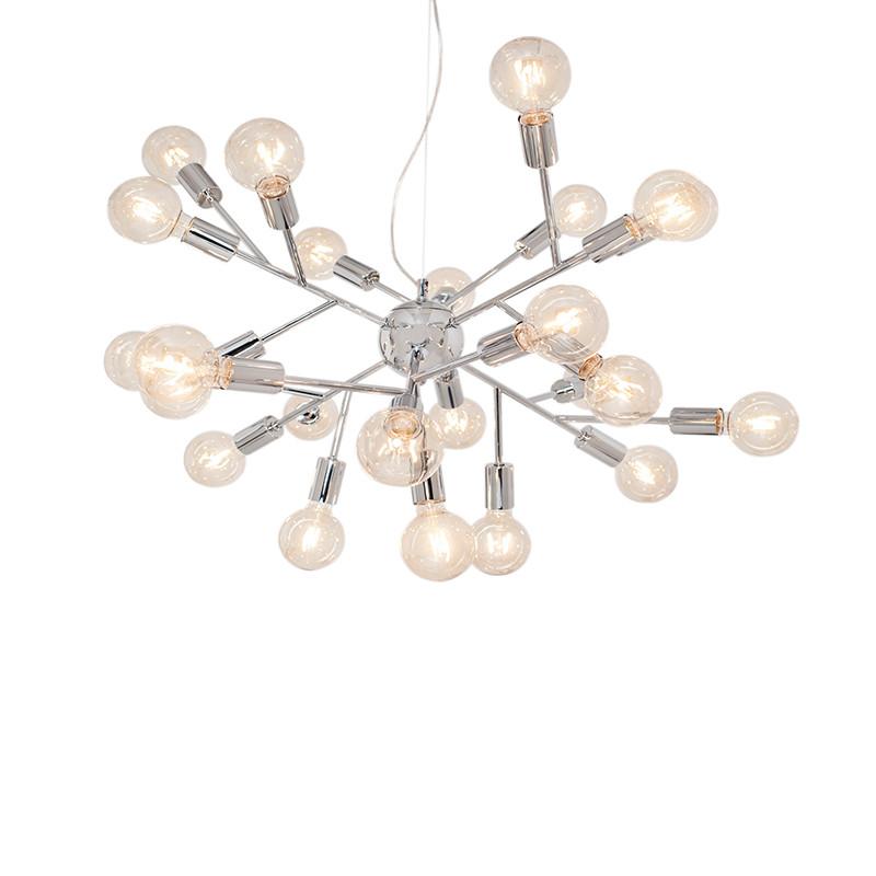 hero pendel lampe krom by ryd ns k b online designlite. Black Bedroom Furniture Sets. Home Design Ideas