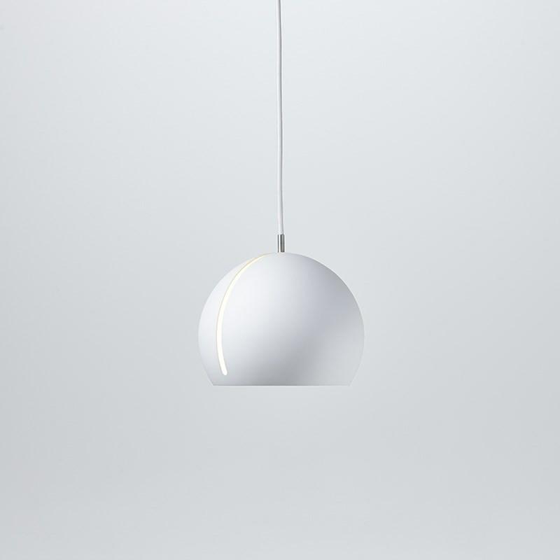 Bergamot single klassiske grå-hvit