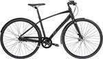 "Nishiki Touring Master Herre | Sports cykel 19"" - sort med grå"