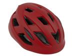 AGU Cykelhjelm CIVICK LED Rød