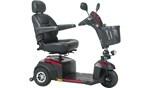 EasyGO M3C El-scooter Rød