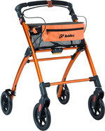 Indendørs rollator - Jaguar Orange