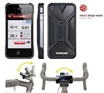ToPeak RideCase, Iphone 5/5S - Sort Vandtæt Taske
