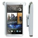 """ToPeak Smartphone Taske DryBag 5""""- 6"""" Telefon Hvid"""