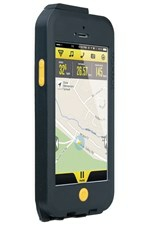 ToPeak RideCase Vandtæt Taske Iphone 5 - Sort/Gul