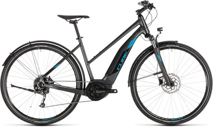 CUBE CROSS HYBRID ONE 500 Allroad | E-BIKE - DAME