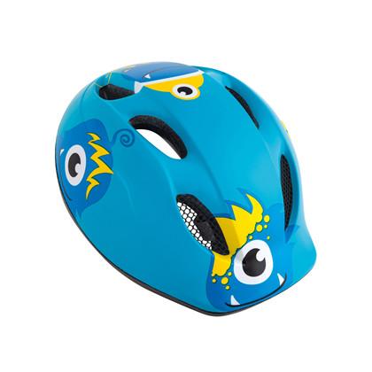 MET Børnehjelm | Buddy / Super Buddy - Blå Monster