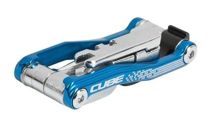 Cube Tool Cubetool Smart Blue/Chrom