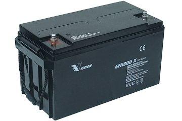 Vision Batteri 12V - 80 Ah