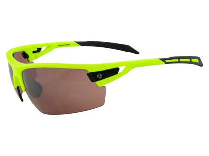AGU cykelbrille FOSS HD FLOUR YELLOW