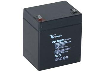 Vision Batteri 12V - 5 Ah