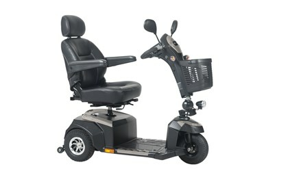 EasyGO M3C El-scooter Champagne
