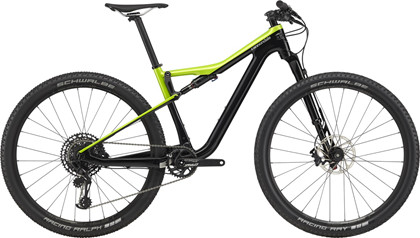"Cannondale Scalpel Si Carbon 4 | 29"" Mountainbike Acid Green"