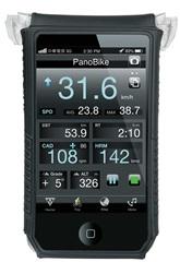 ToPeak Smartphone Taske DryBag  Iphone 5/5S Sort