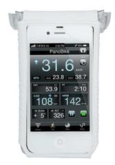 ToPeak Smartphone Taske DryBag  Iphone 5/5S Hvid
