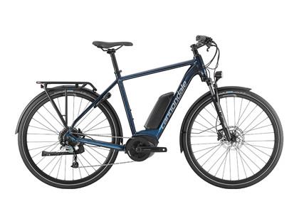 CANNONDALE TESORO NEO 2   Elcykel i medium   Blå