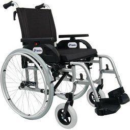 Kørestol sæde-bredde 44 cm