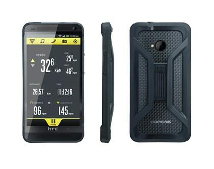 ToPeak RideCase, HTC One - Sort Vandtæt Taske