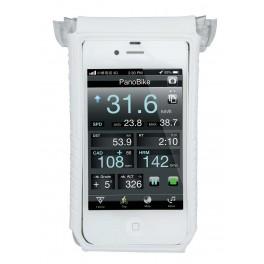 "ToPeak Smartphone Taske DryBag 3"" -  4"" Hvid"