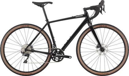 Cannondale Topstone Ultegra | Gravelcykel | BLACK PEARL