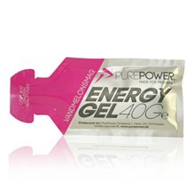PurePower Energy gel, vandmelon