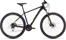 "CUBE Mountainbike | AIM Pro 27,5"" black´n´flashyellow"