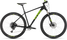 "CUBE Mountainbike | ACID EAGLE 29"" Sort/Grøn"