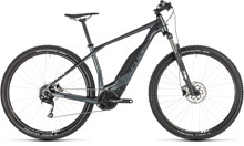 "CUBE ACID HYBRID ONE 400 29 | E-MTB 29"" SORT"