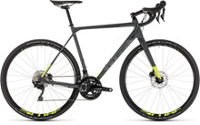 CUBE CROSS RACE Pro | Grey´n´flashyellow