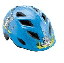 Met Børne Cykelhjelm Elfo/Genio Blå Gepard
