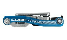 Cube Tool Cubetool Smart Blue/Chrom