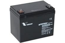 Vision Batteri 12V - 75 Ah