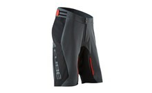 CUBE Mountainbike shorts Blackline Sort/grå