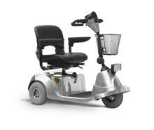 EasyGO M3Bjr El-scooter Sølv